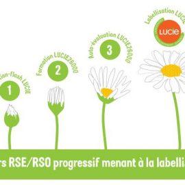 Le Label LUCIE lance un dispositif de progrès RSE inédit : l'auto-évaluation LUCIE26000 supervisée.