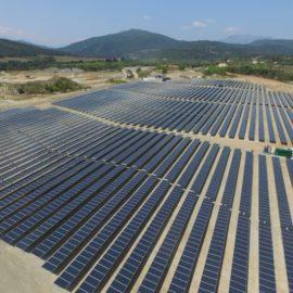 Energie solaire Photovoltaïque : un exemple en Corse…