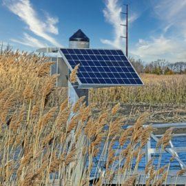 Les panneaux solaires photovoltaïques, une énergie intermittente